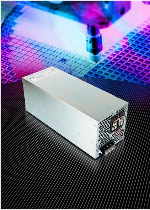 数字可编程三相5kW AC-DC电源, 提供紧凑灵活的解决方案