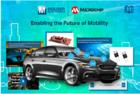 Microchip与贸泽合作推出新电子书探索未来的汽车设计与制造
