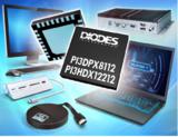<font color='red'>Diodes</font> 公司的可调式线性 ReDrivers支持更高的信号完整性