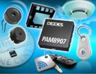 Diodes 公司推出 22V/31V 峰值的可选择输出压电式发声器驱动器