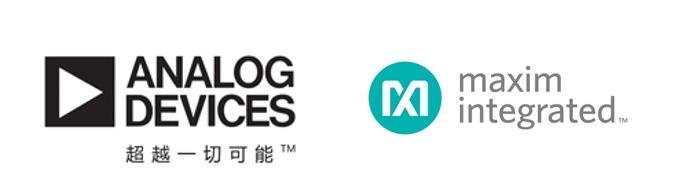 Analog Devices和Maxim Integrated宣布其合并已获中国反垄断许可
