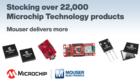 貿澤備貨豐富多樣的Microchip Technology產品組合