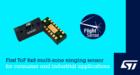 ST 发布8x8区测距飞行时间传感器,赋能应用创新