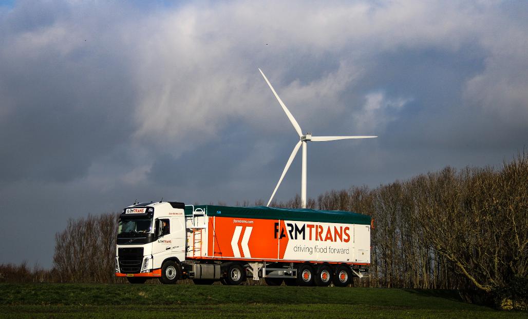Farm Trans借助Mendix解决方案构建高效欧洲供应链