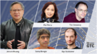 NVIDIA首席執行官黃仁勛將在GTC主題演講中發布全新AI技術產品