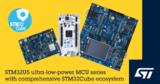 ST 扩大STM32生态系统加快基于STM32U5 极低功耗微控制器的开发