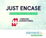 """<font color='red'>e络盟</font>社区发起""""Just Encase""""设计挑战赛"""