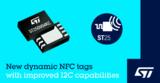 意法<font color='red'>半导体</font>增强 ST25DV 双接口 NFC 标签性能